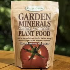 organic plant food i organic mineral