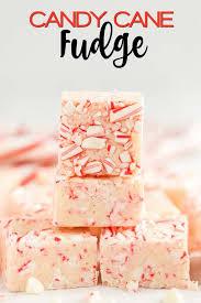 candy cane fudge princess pinky