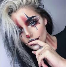 clown makeup looks ideas