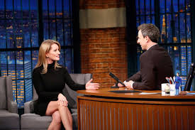 """Katy Tur on Twitter: """"Don't forget @LateNightSeth tonight! Until then ...  caption contest?… """""""
