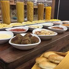 olive garden assembles a pasta bar katv