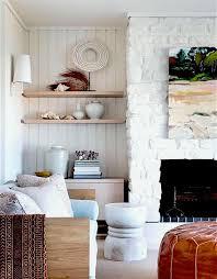 ugliest stone fireplace