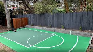 Free Throw Pro Diy Basketball Court Msf Pro Surface Msf Sports