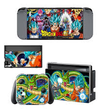 Dragon Ball Cover Skin Sticker For Nintendo Switch Ns Console Controller Game Sticker Vinyl Decal Protector Nintendoswitch Consoleskins Co