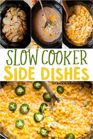 11 Easy Slow Cooker Side Dishes - The ...