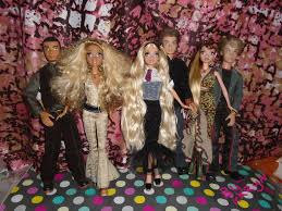 My Scene Night on the Town Barbie and ...