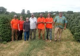 Happy Land Tree Farm is Pine County Farm Family of the Year | News |  pinecountynews.com