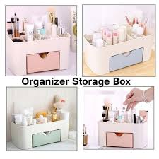 desktop makeup box professional saving