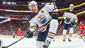 Larsson placed on injured reserve by Oilers