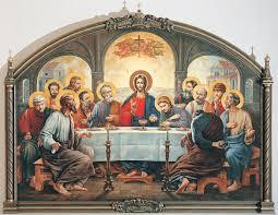 """Картинки по запросу """"картинка христос и ученики тайная вечери"""""""