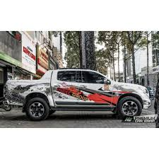 Ford Ranger Vinyl Graphic Decals Kit 009