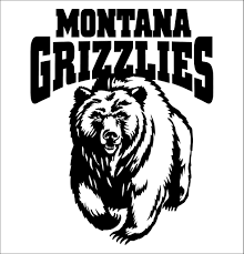 Montana Grizzlies Decal North 49 Decals