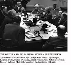 the western round table on modern art
