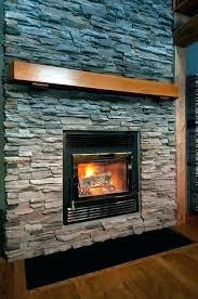 convert gas fireplace to wood burning
