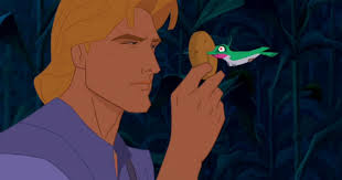 You Know Nothing, John Smith | Oh My Disney