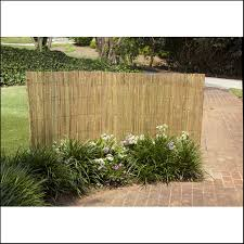 Bamboo Fencing Walmart Backyard Fence Decor Bamboo Fence Backyard Fences