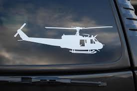 For Huey Helicopter Uh 1h Vinyl Sticker Decal Wall Car Window Pick To 3 V419 Car Styling Car Stickers Aliexpress