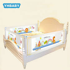 Baby Bed Fence Bed Safety Rails For Babies Children Fences Crib Rails Security Fencing Children Guardrail