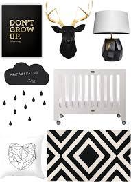 white modern nursery inspiration
