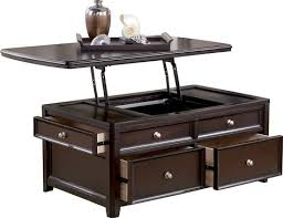 carlyle lift top storage cocktail table