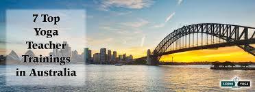 yoga teacher programs in australia