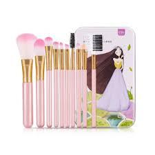 makeup brush sets 10 pcs makeup brushes
