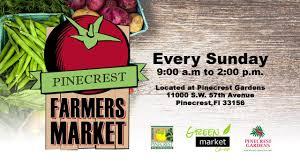 pinecrest farmers market 60 second ad