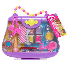barbie perfectly sweet make up case