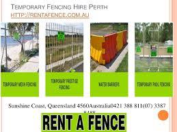 Temporary Fencing Hire Perth
