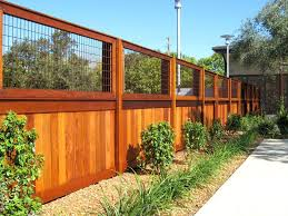 Ahlborn Products Wood Fences Solid Board Fence Design Backyard Fences Backyard