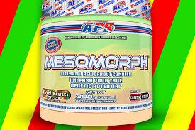 tutti frutti mesomorph layered like aps