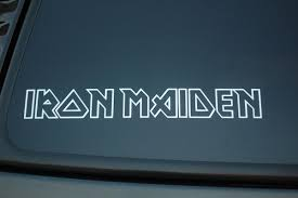 2020 Car Styling For Iron Maiden Vinyl Sticker Decal V253 Rock Metal Metallica Slayer Choose Size From Redchinatown 1 01 Dhgate Com
