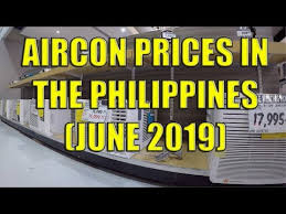 aircon s in the philippines june