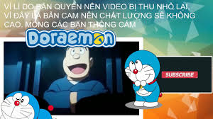 Doraemon Tập Dài Mới Nhất 2019 Nobita và Mặt trăng phiêu lưu kí DORAFANSUB  - YouTube