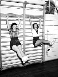 Wanda McKay & Betty McLaughlin 1940 #2