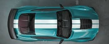 2019 ford mustang shelby gt500 colors