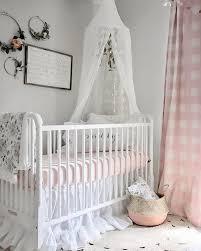 farmhouse flounce ruffle crib skirt