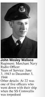 John Wesley Wallace - The Canadian Virtual War Memorial - Veterans Affairs  Canada