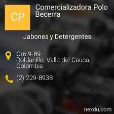 Comercializadora Polo Becerra en Roldanillo - Teléfonos y Dirección