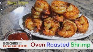RECIPE How to Cook Oven Roasted Shrimp ...