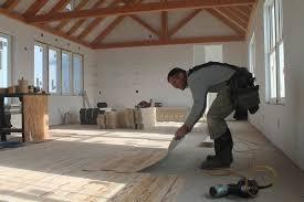 radiant floor heat over existing concrete