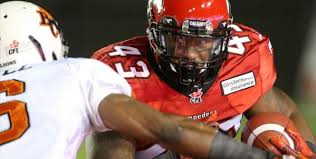 Smith has night to remember for Stampeders - CFL.ca
