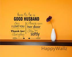 bagaimana menjadi suami yang baik harga cinta stiker dinding