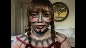 annabelle creation makeup artist