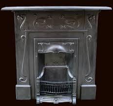 antique combination fireplaces