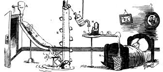 The Art and Wit of Rube Goldberg - Norman Rockwell Museum - The Home for  American Illustration