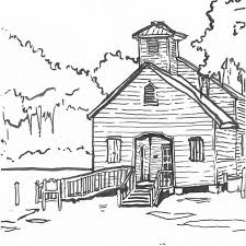 """The Sapelo Island Coloring Book"""" by Abigail West - K. A. Artist Shop"""