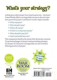Prayerworks Prayer Training And Strategy For Kids