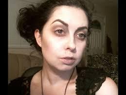 corpse makeup beauty makeup