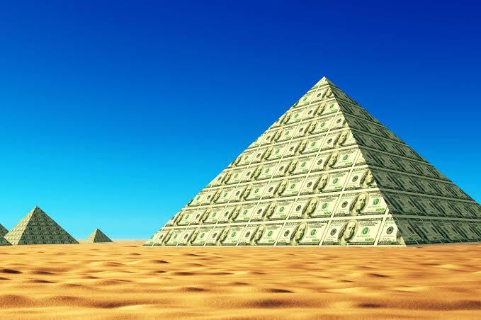 """Resultado de imagem para piramides financeiras"""""""